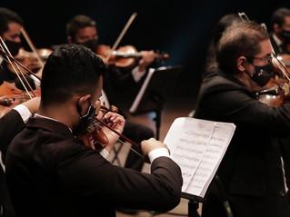 Sétimo concerto apresenta músicas de compositores italianos e britânicos