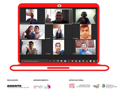 Orquestra de Sopros de Pindoretama oferece aulas online