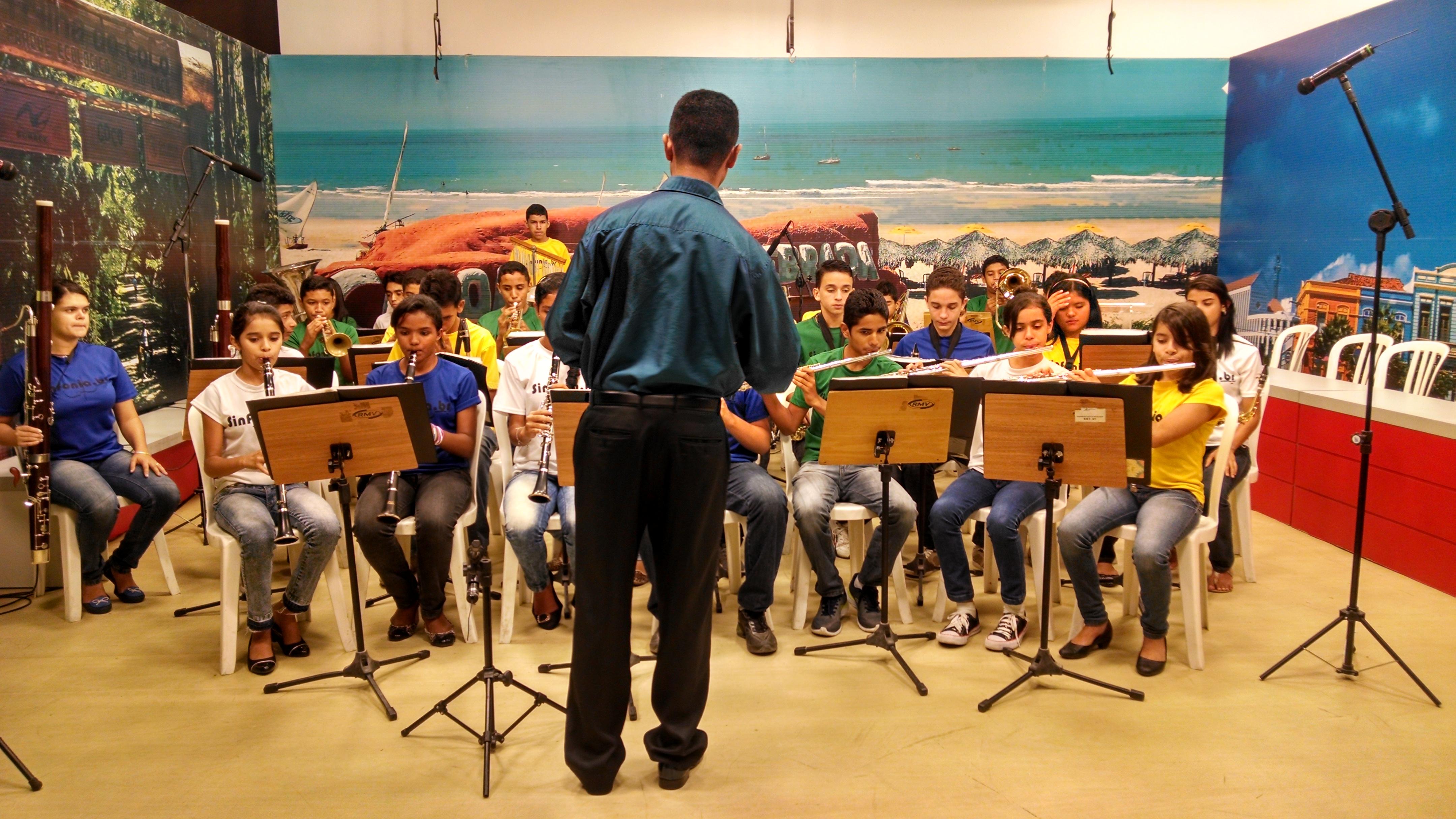 Orquesta de Sopros