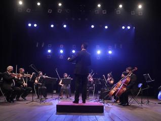 Orquestra Contemporânea estreia com reconhecimento do público