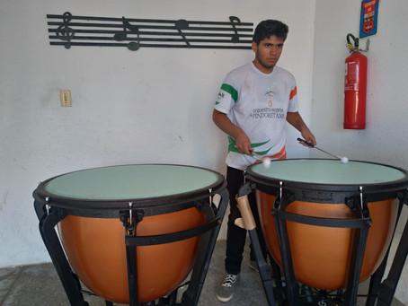 Ponto de Cultura recebe novos instrumentos musicais
