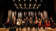 Orquestra Contemporânea Brasileira recebe o acordeonista Rodolf Forte