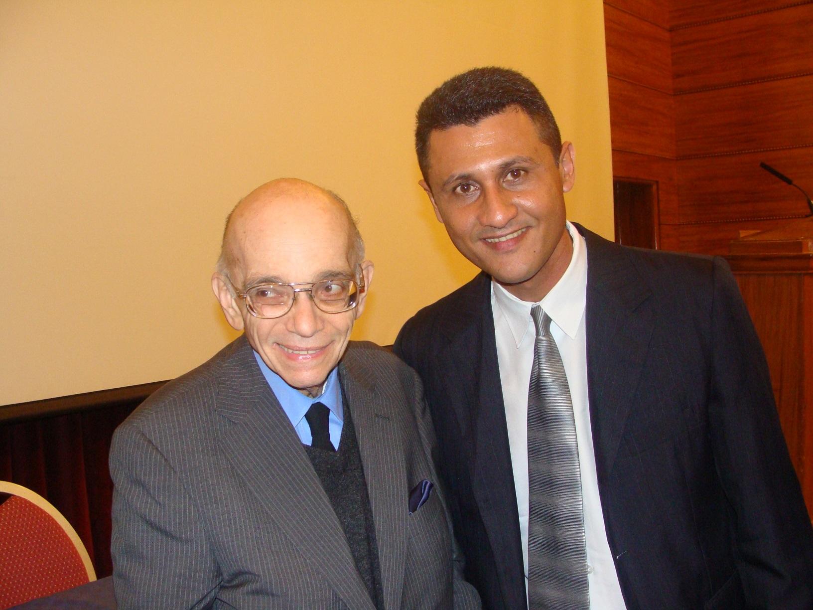 Arley França e Antonio Abreu