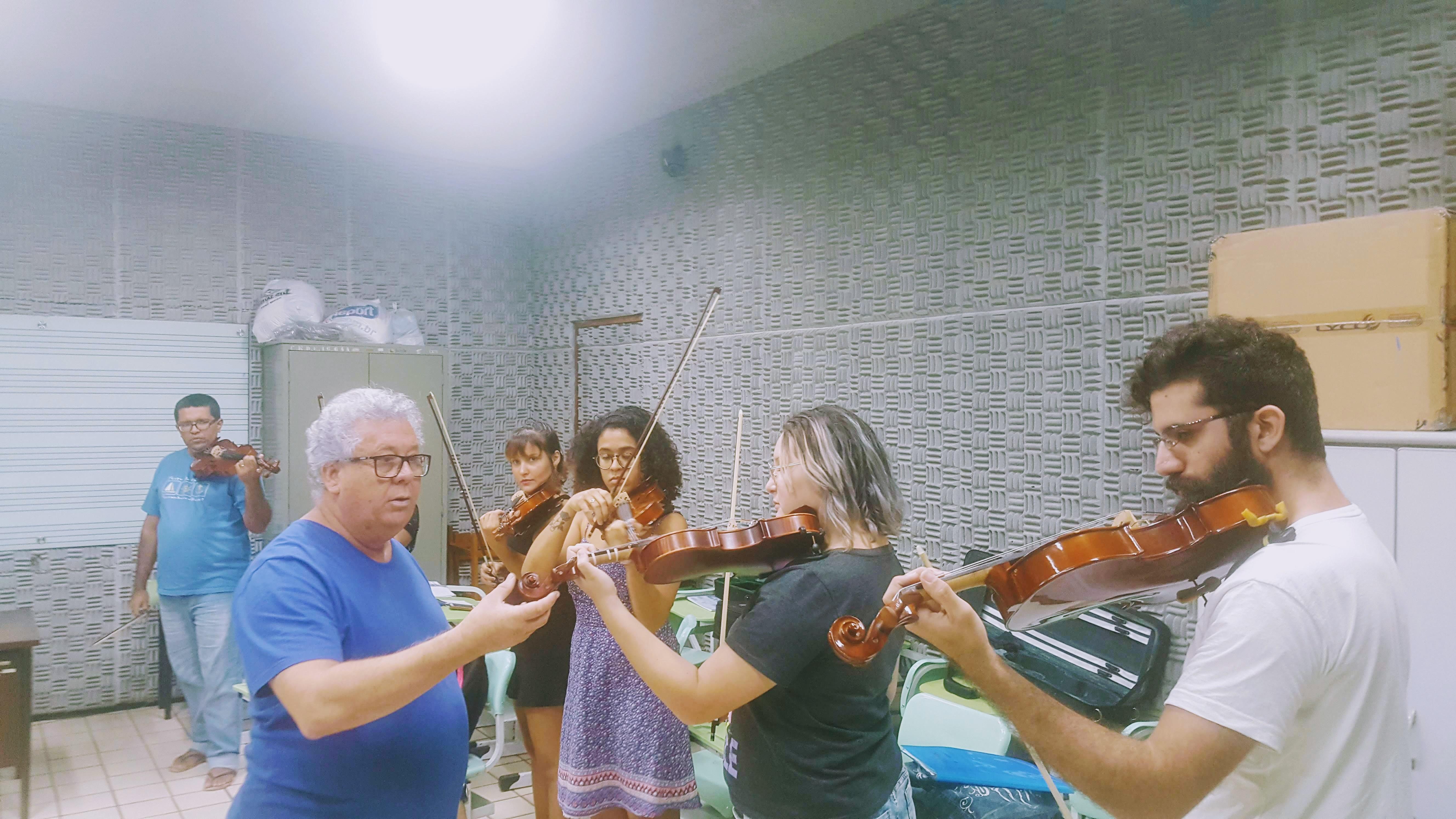 violino 8