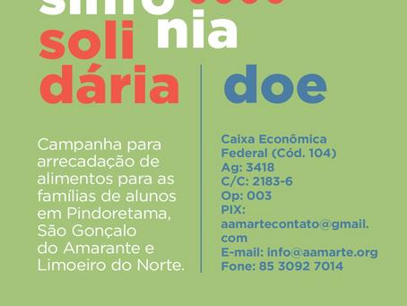 A Aamarte lança a campanha Sinfonia Solidária