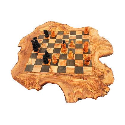 Jeux d'échecs plat
