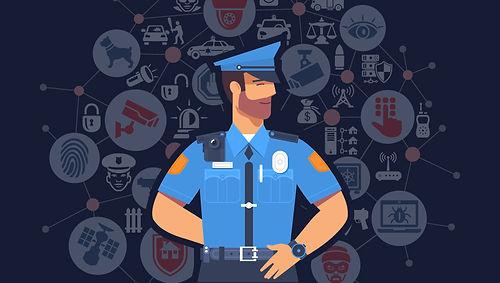 How-Law-Enforcement-Utilizes-Technology-