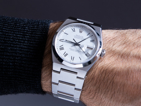 Owner's Review #7 : Rolex Oysterquartz