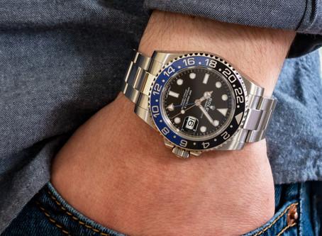 Owner's Review #3 : The Rolex GMT Batman