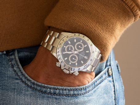 Owner's Review #5 : The Rolex Cosmograph Daytona