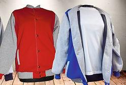 куртка, бомбер с печатью
