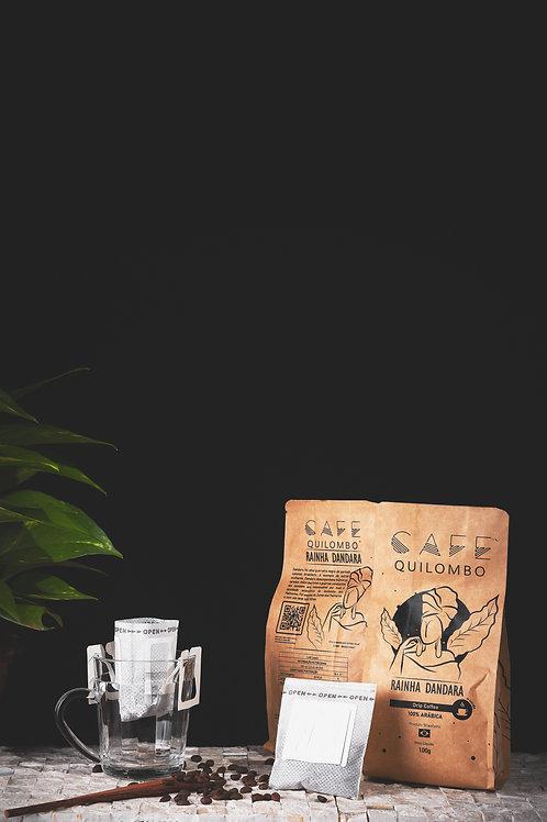 Rainha Dandara - Equilibrado   Drip Coffee