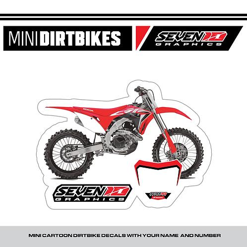 Mini Dirtbikes