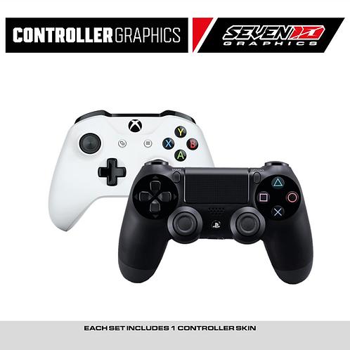 Custom Controller Skins