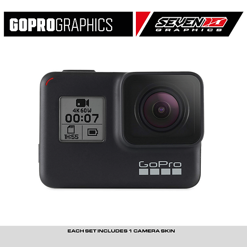 Custom GoPro Graphics