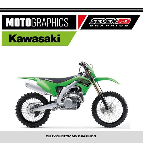 Custom Kawasaki Graphics