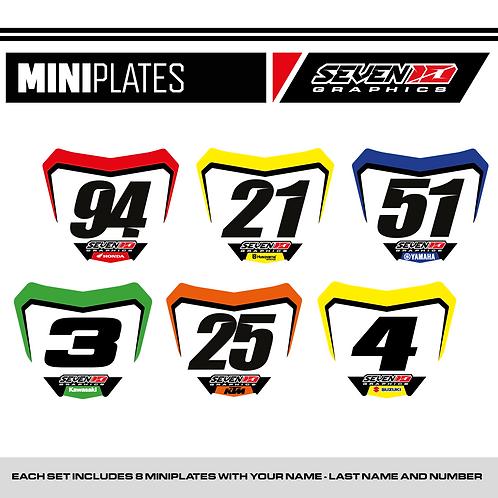 Custom Miniplates