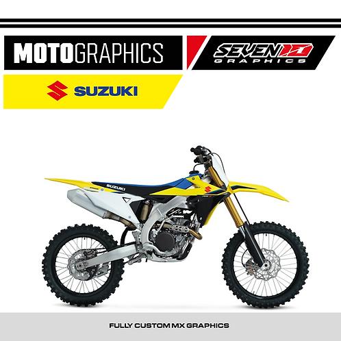 Custom Suzuki Graphics