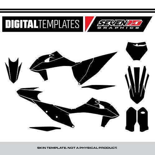 KTM 250-350-450 SXF