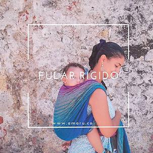FULAR RIGIDO, FULAR BEBE, FULAR BOGOTA, FULAR BARRAQUILLA, PORTABEBES, BABY SHOWER BOGOTA
