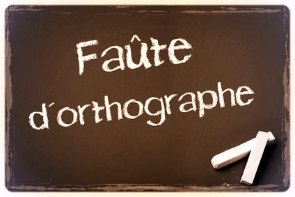 9  astuces toutes simples pour éviter les  fautes d'orthographe !