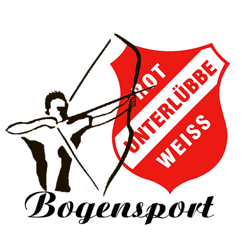 Offizielles Logo Bogensport  - Font Aria