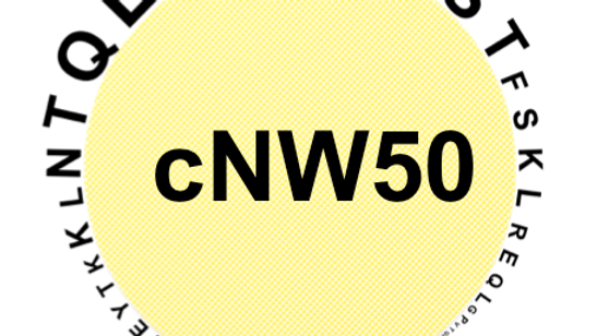 cNW50 (0.5 mg, ≥97% pure)