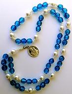 St Joseph Chaplet Rosary - UMZ diocese-s