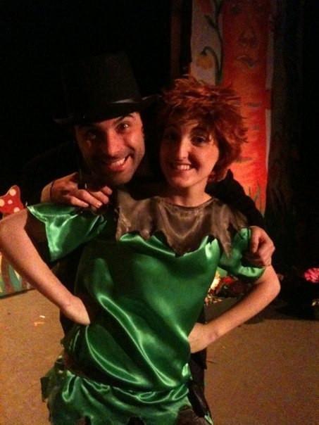 Il était une fois - Rôle de Peter Pan