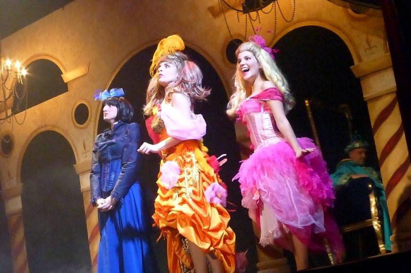 Raiponce et le prince aventurier - Rôle de la Baronne de Cafouillis