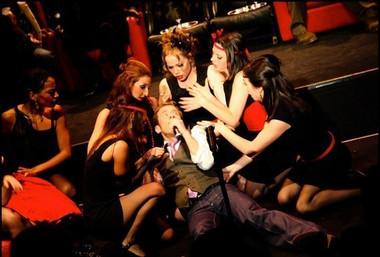 Carmen, Opéra Rock and Soul