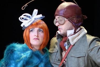 Pinocchio, le conte musical - Rôle de la fée bleue