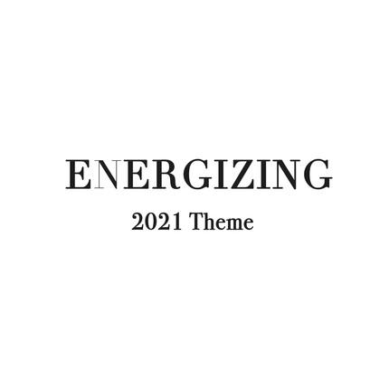 Enargizing 2021 Theme