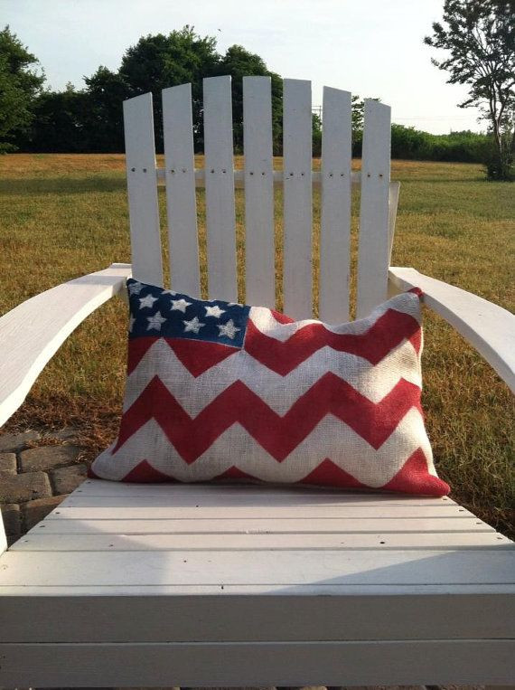 Happy birthday, America. Think we'll celebrate on the porch.