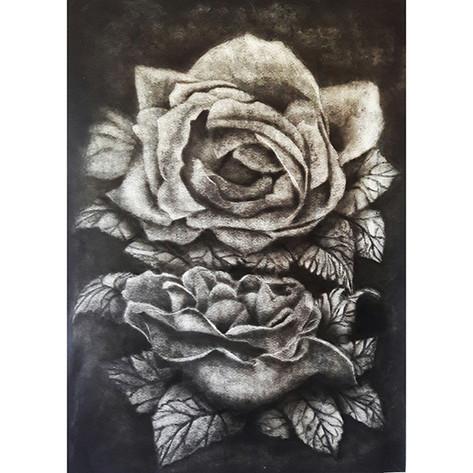 Flores Negras I