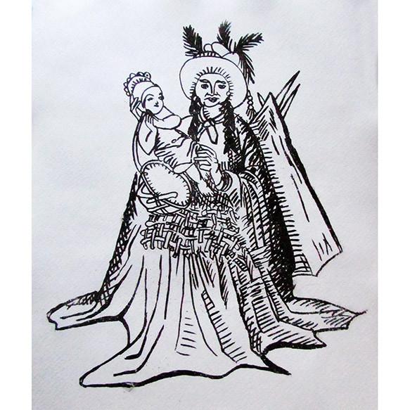 Virgencita paisana I