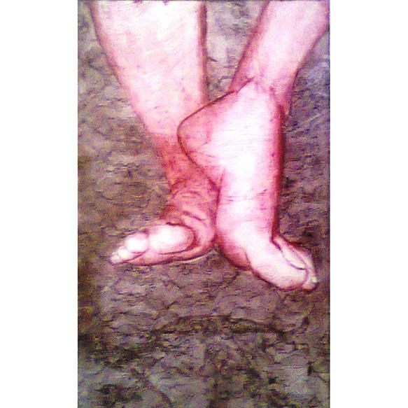 Los pies de la tierra