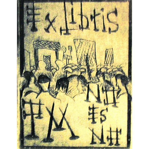 Ex-Libris II