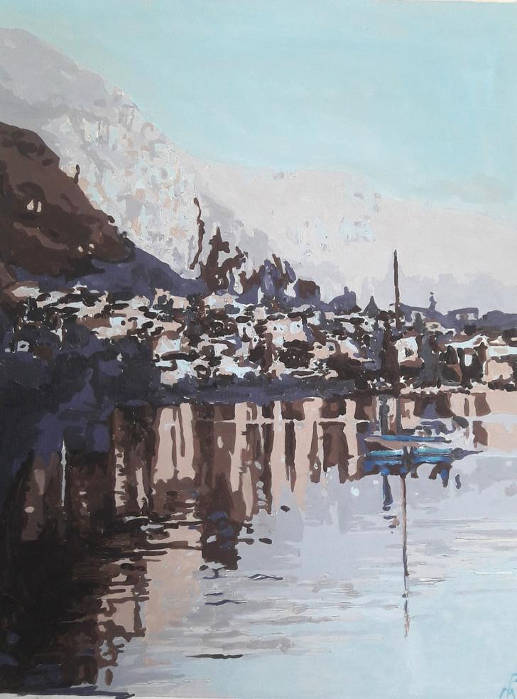 """Lago di como, lombardia Italia"""""""