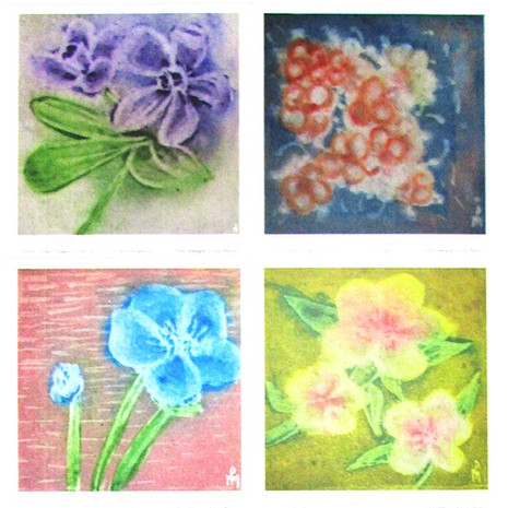Flores Patagónicas IV