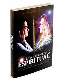 Livro Descobrimento Espiritual - Lançamento dia 14 de Dezembro na Livraria Cultura do Shoppin RioMar