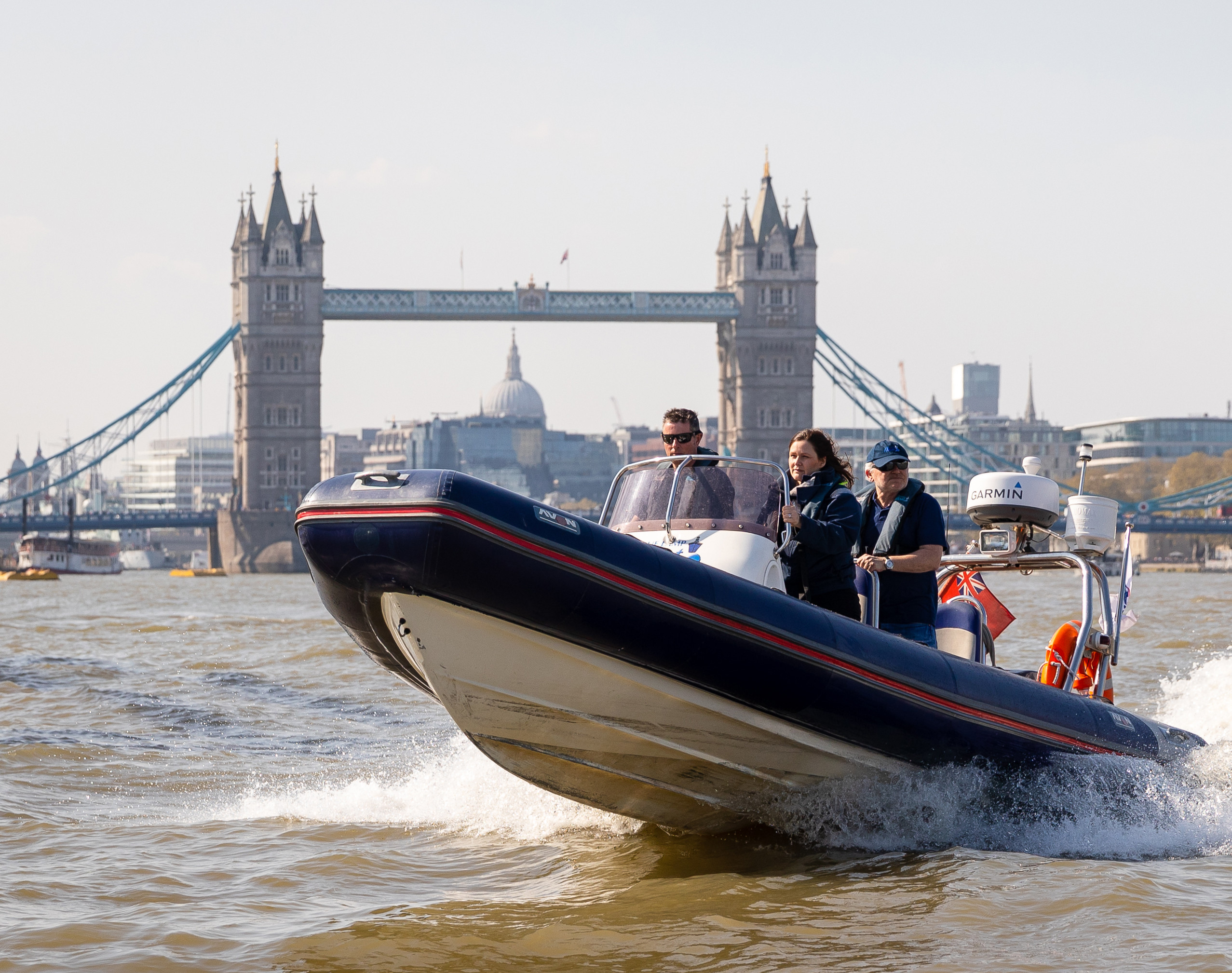 Power Boat Course - Level 1