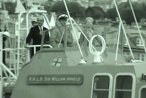 The Duchess of Kent on the Sir William A