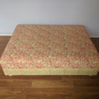 Table cloth ottoman