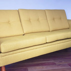Upholstery of a 3 seater sofa