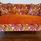 Creation of matching cushions