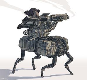 Mechanic Centaur