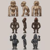 iNkondi - form exploration