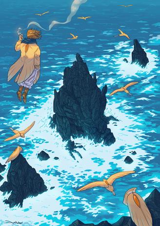 Cliffs of Conciousness