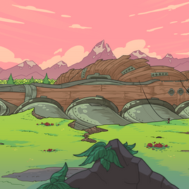 Tikkun - Background Art